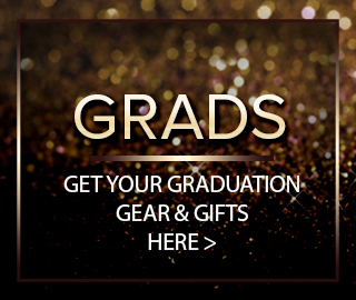 GRADS. GET YOUR GRADUATION GEAR & GIFTS HERE. Click here to get graduation gear & gifts.